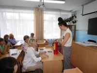 День пожарной безопасности для преподавателей Бийска