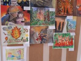 В городе Бийске прошел муниципальный этап краевого юношеского тематического конкурса «Пожарная ярмарка - 2021»