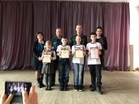О награждении в конкурсе «Пожарная ярмарка – 2018»
