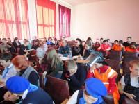 Об итогах городского смотра-конкурса дружин юных пожарных в Бийске